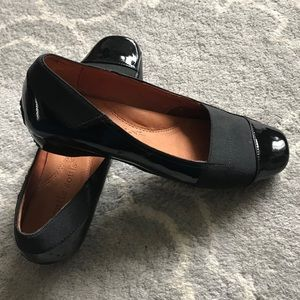NEW Gentle Soul Wedge Slip Ons